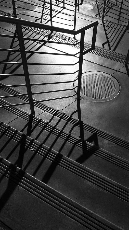 Architecture Photograph - Ovation by Skip Hunt