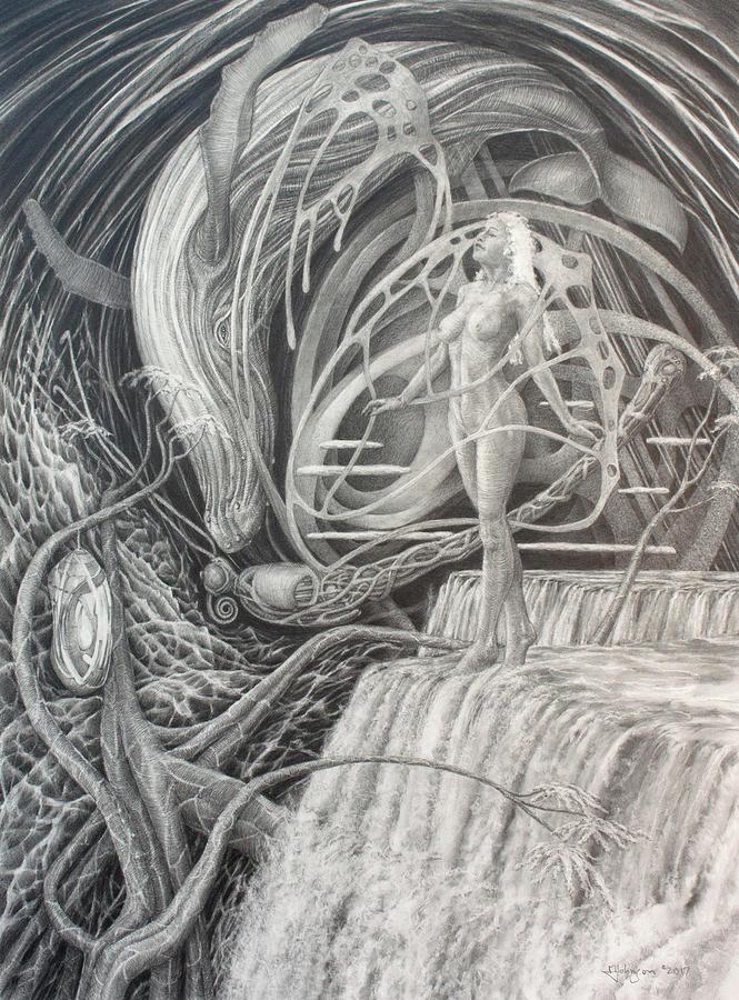 Over the Deep by Mark Johnson