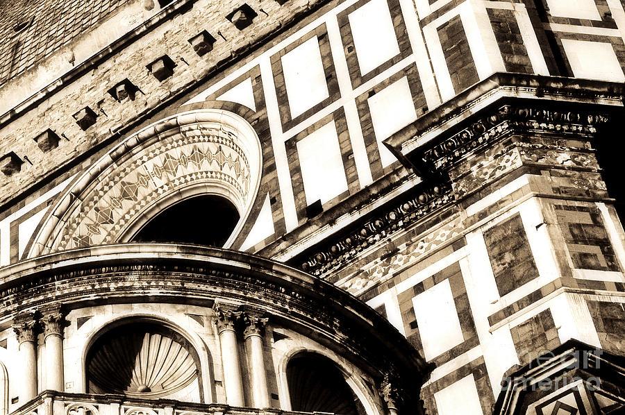 Architecture Photograph - Overload by Emilio Lovisa