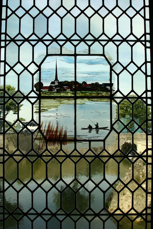 Architecture Photograph - Overlooking The Loire by Mary McGrath