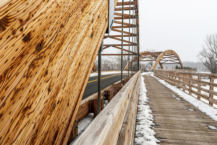 Overpeck Park Bridge
