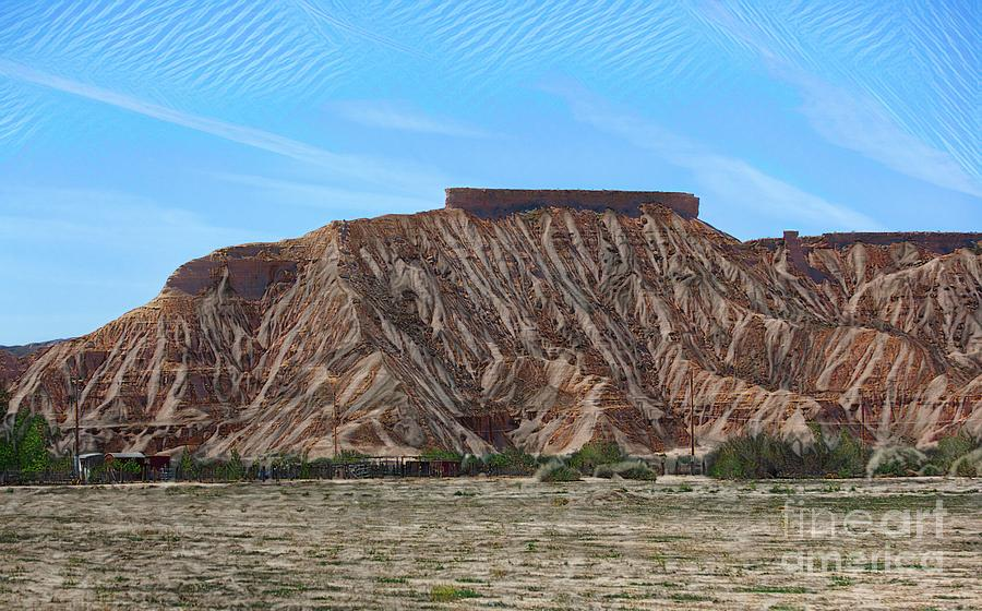 Valley Of Fire Photograph - Overton Nevada Valley Of Fire  by Chuck Kuhn