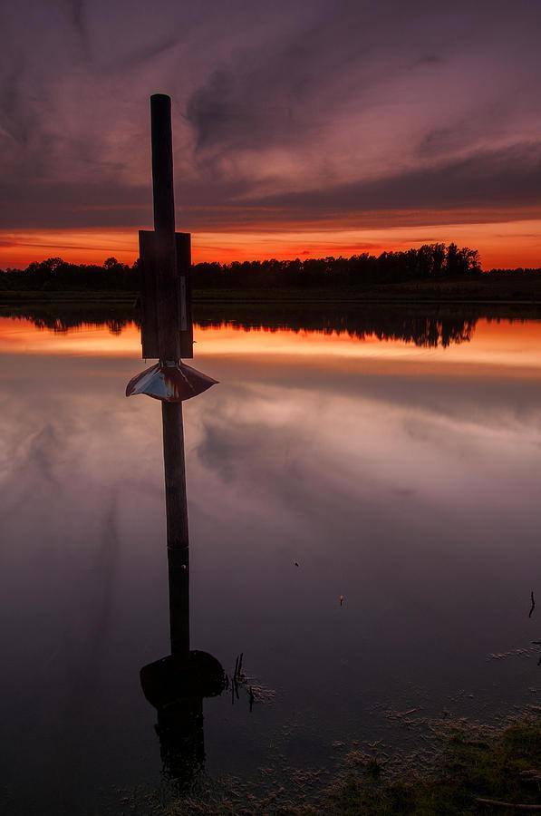 Oxbow Lake 2 by Derek Thornton