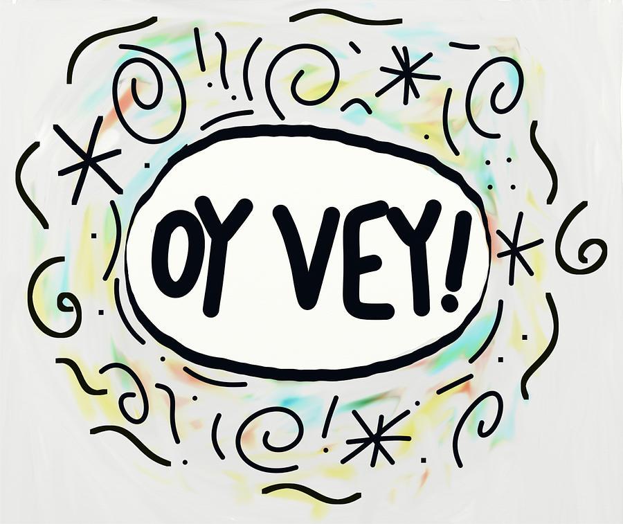Image result for oy vey clip art
