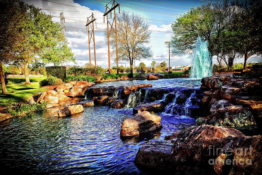 Creek Photograph - Oyster Creek by JB Thomas