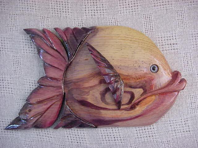 Fish Mixed Media - Ozello-florida Fish Series-sold by Lisa Ruggiero