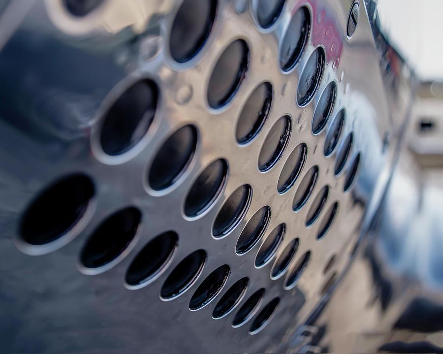P-51D Engine Ventilation by Printed Pixels