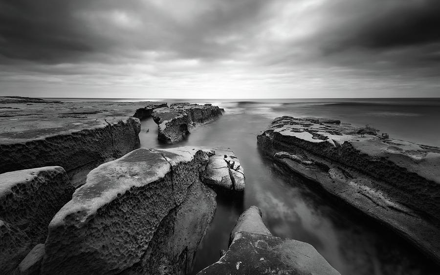 La Jolla Photograph - Pacific Reef by Joseph Smith