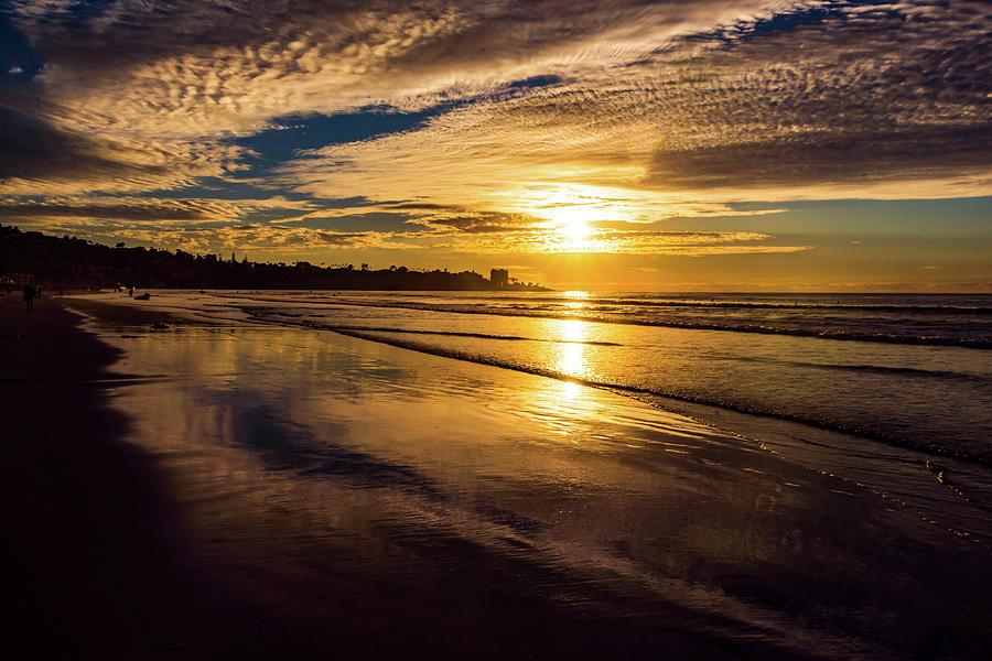 Pacific Sunset by Robert McKay Jones