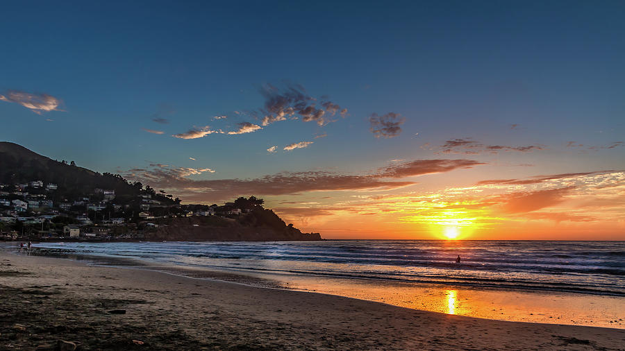 Pacifica Sunset Photograph
