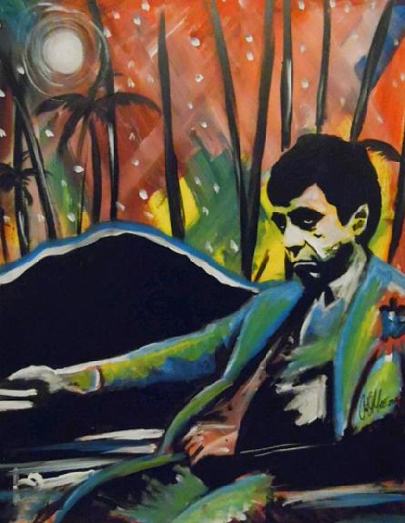 Pacino Life by Antonio Moore
