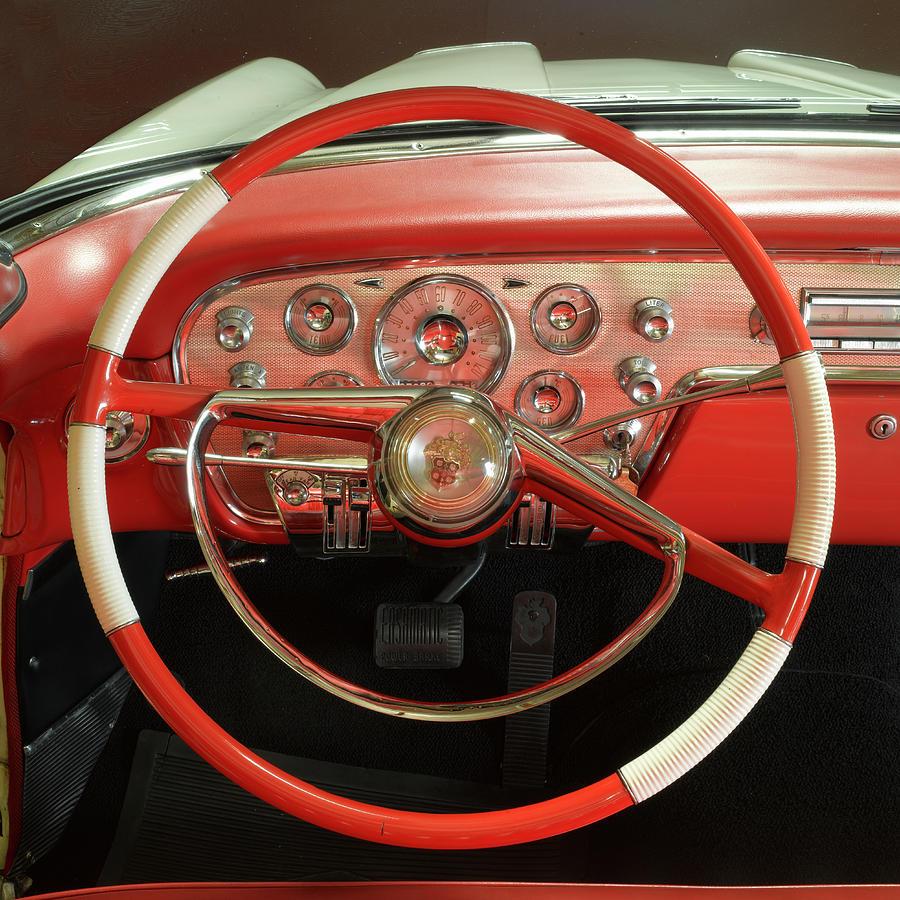 Packard Caribbean Cockpit by Richard Lund
