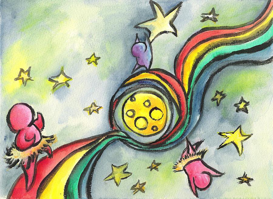 Children Painting - Page 5 Fromi Believe  by Katie Jones