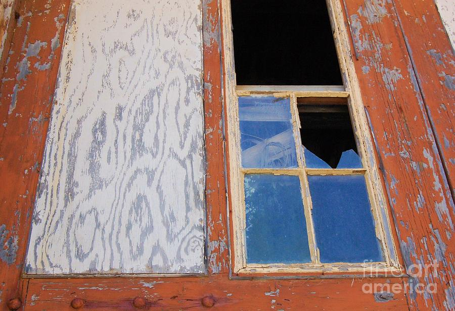 Window Photograph - Painless by Debbi Granruth