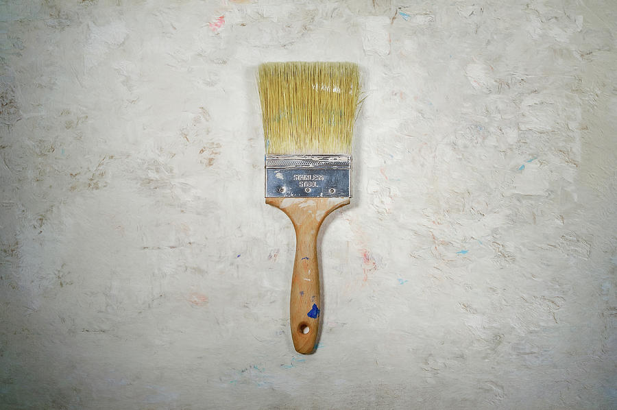 Paint Brush Photograph