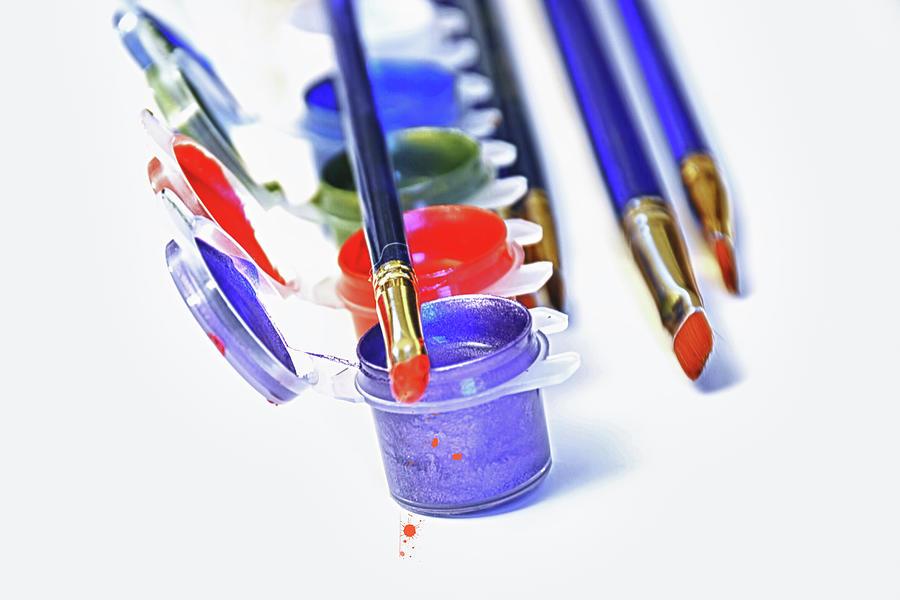 Paint Set Photograph