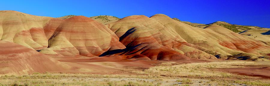 Painted Hills Pano by Todd Kreuter
