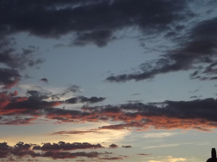 Painted Sky Photograph