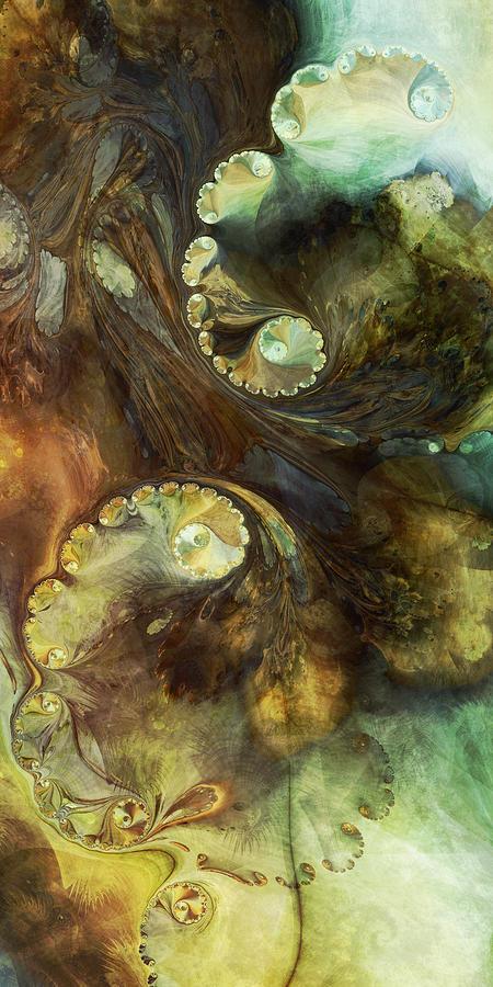 Painters Song Digital Art by Kim Baker