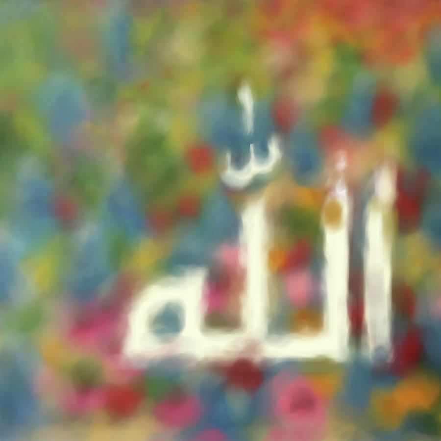 Abstract Painting - Painting 663 1  by Mawra Tahreem