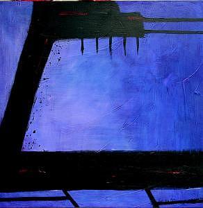 Painting-f Painting by Lida Van Bers