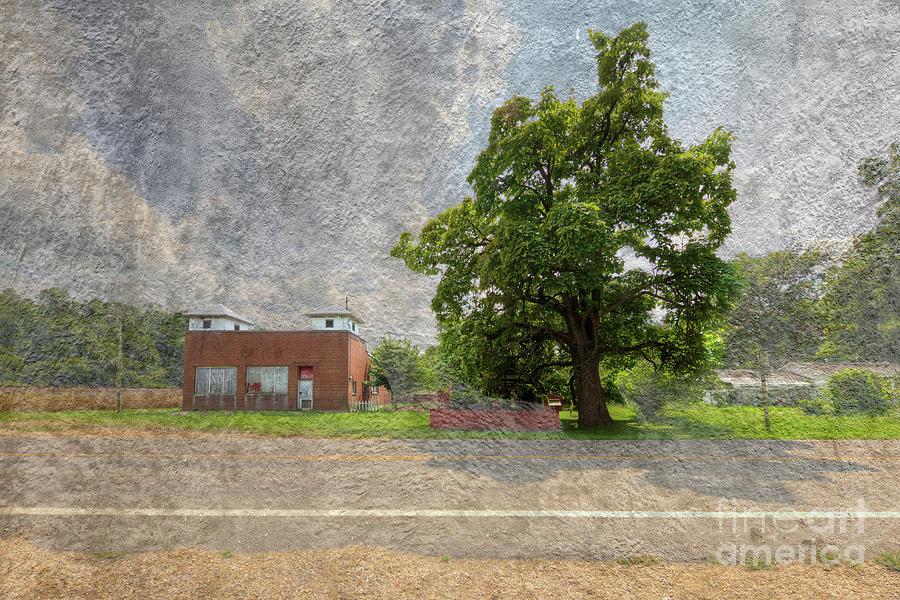 Hdr Digital Art - Painton Missouri  by Larry Braun