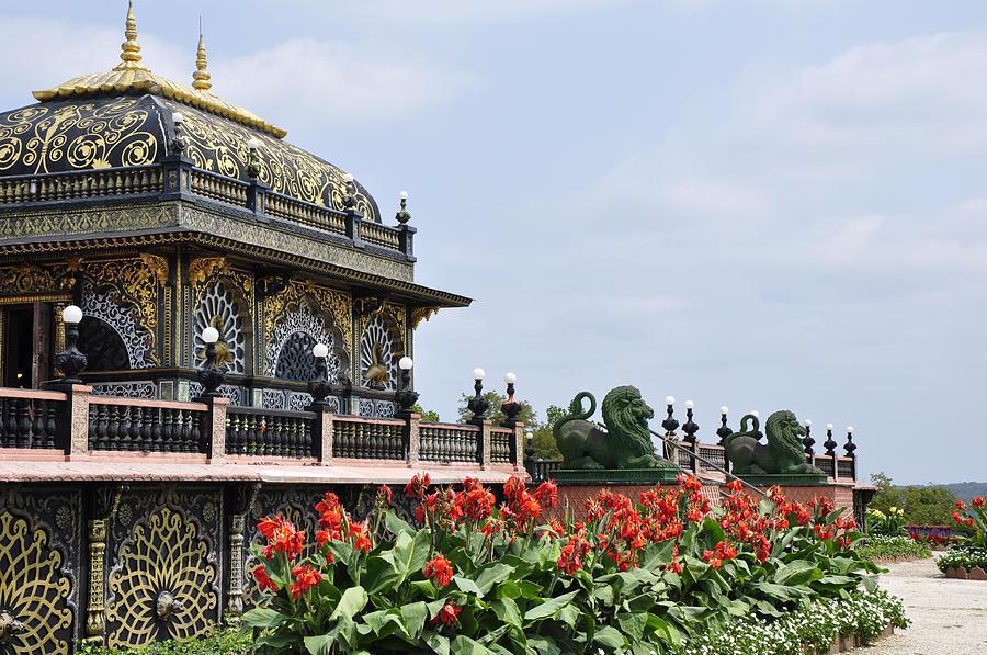 Palace Of Gold Photograph - Palace of Gold by Vijay Sharon Govender