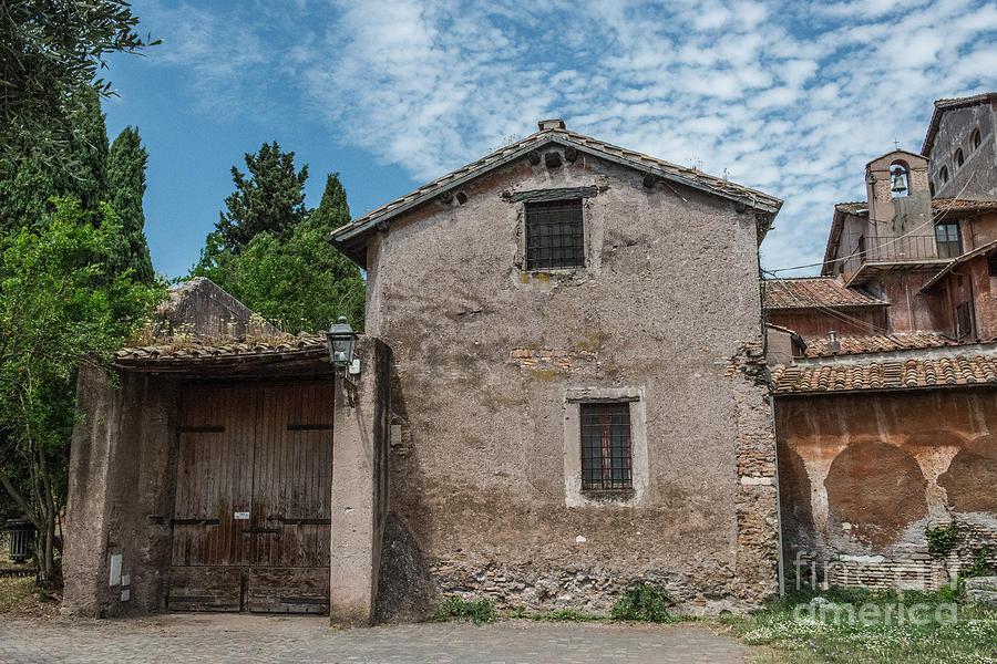 Italy Photograph - Palatine Doors by Joseph Yarbrough