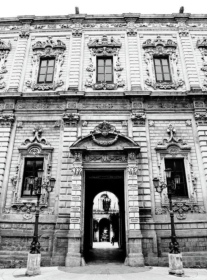 Palazzo Dei Celestini by Steven Myers