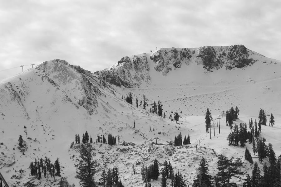 Palisades Photograph - Palisades by Adam Blankenship