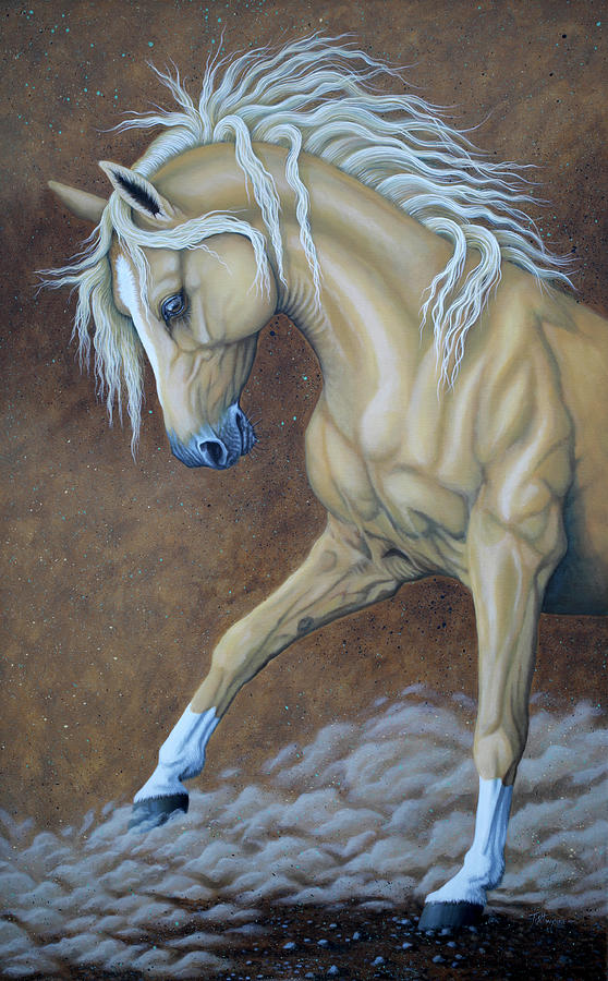 Palomino by Tish Wynne
