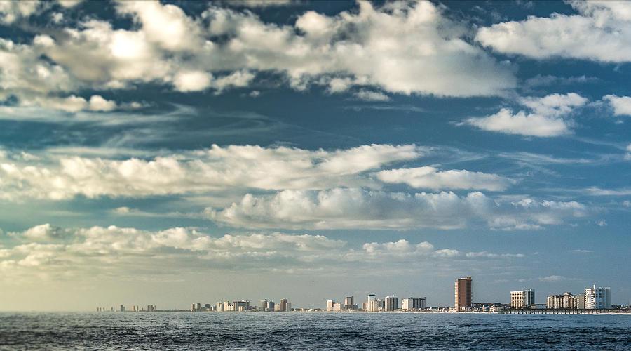 Panama City Beach Photograph - Panama City Beach  by Phillip Burrow