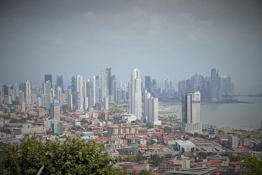 Panama City by Magda Levin-Gutierrez