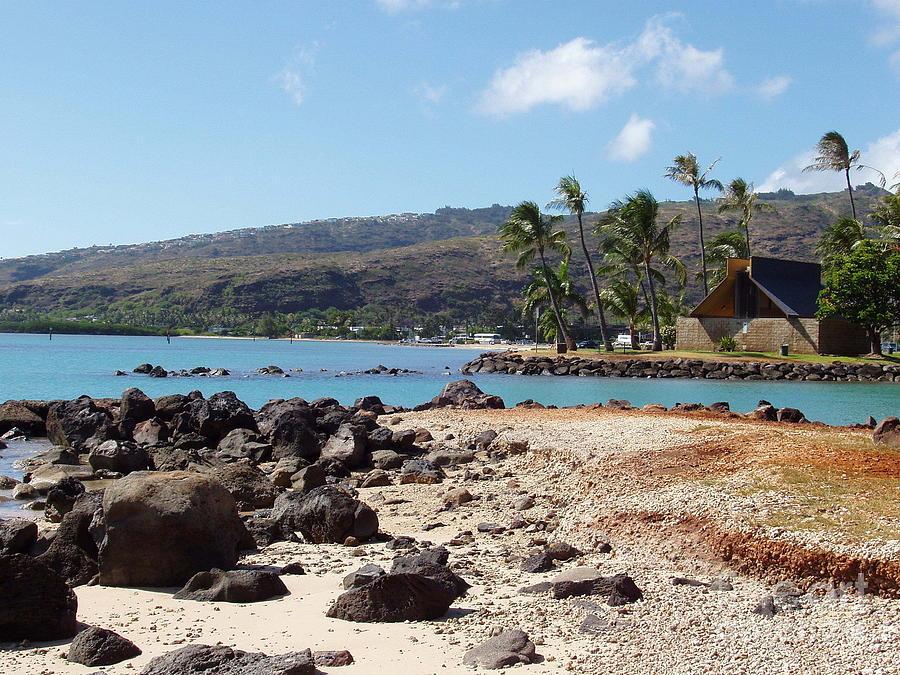 Hawaii Photograph - Panorama by Deborah  Crew-Johnson