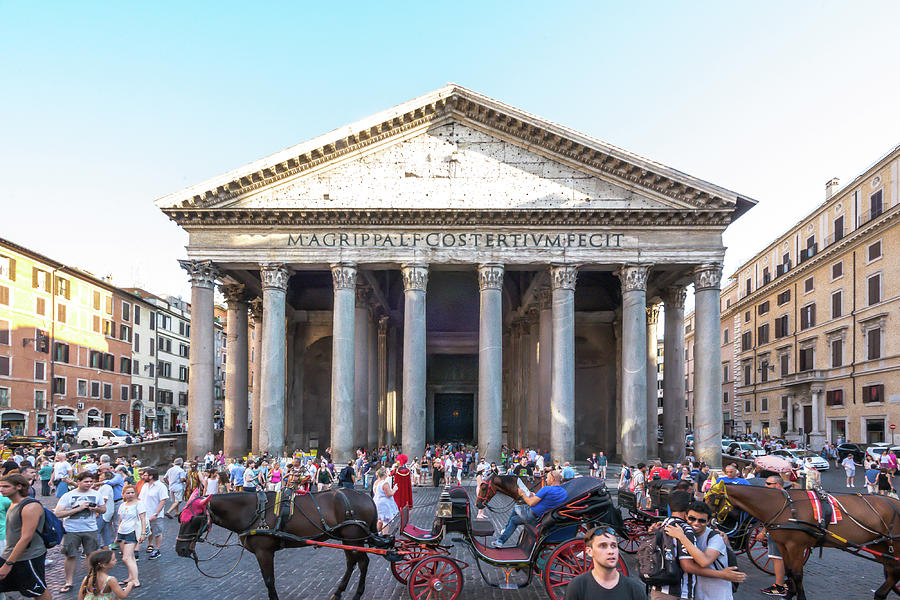 Pantheon by Robert McKay Jones