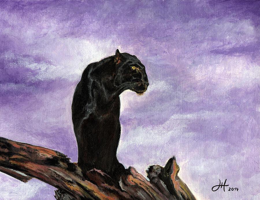 Panthera Painting