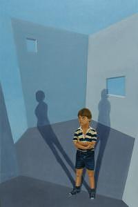 Papason Painting by Ralph Papa