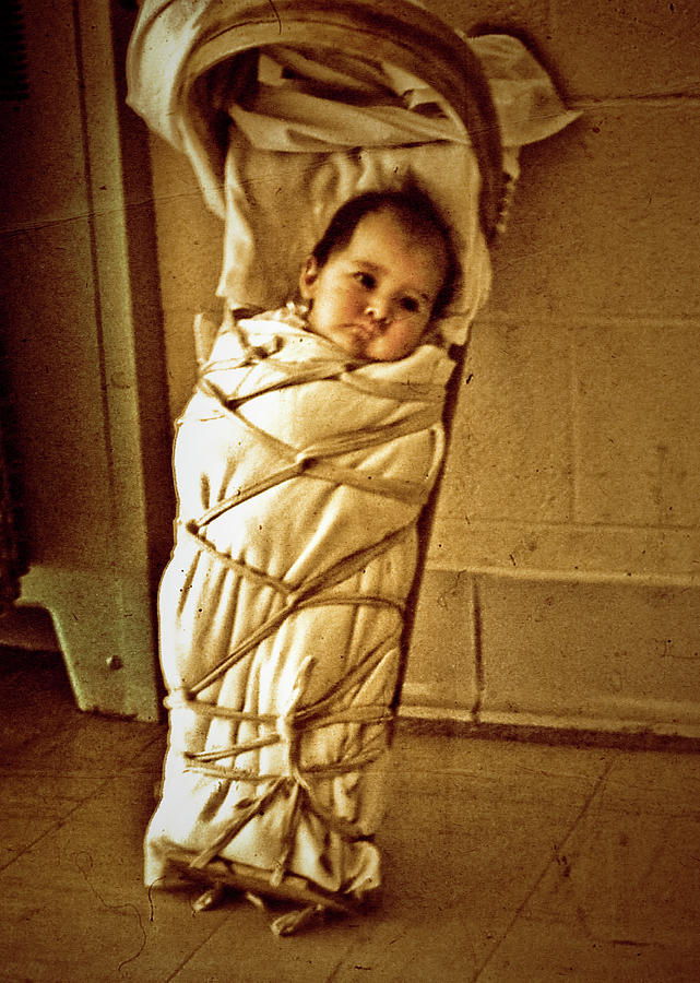 Papoose Photograph By Rosemary Mcgahey