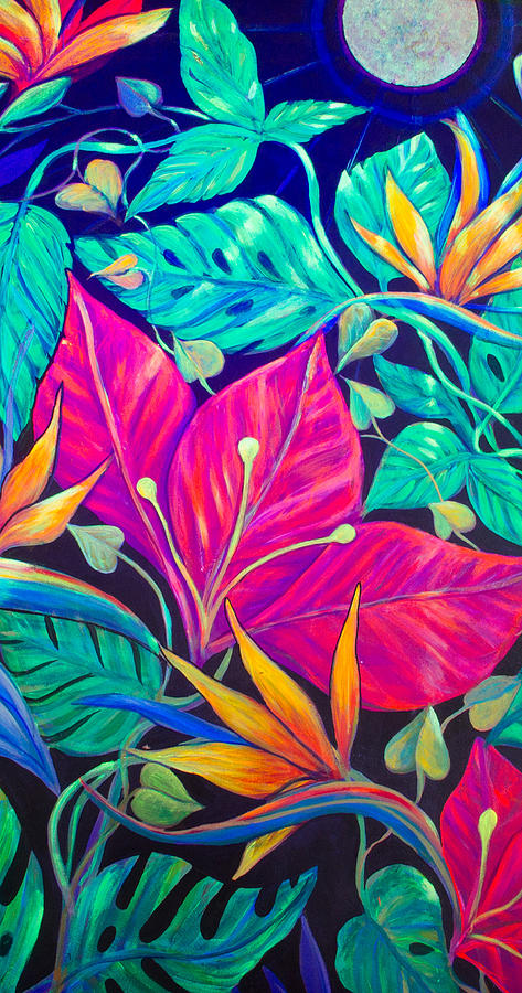 Paradise Painting - Paradise in Tinajas #2 by Sue Beck-Ryan