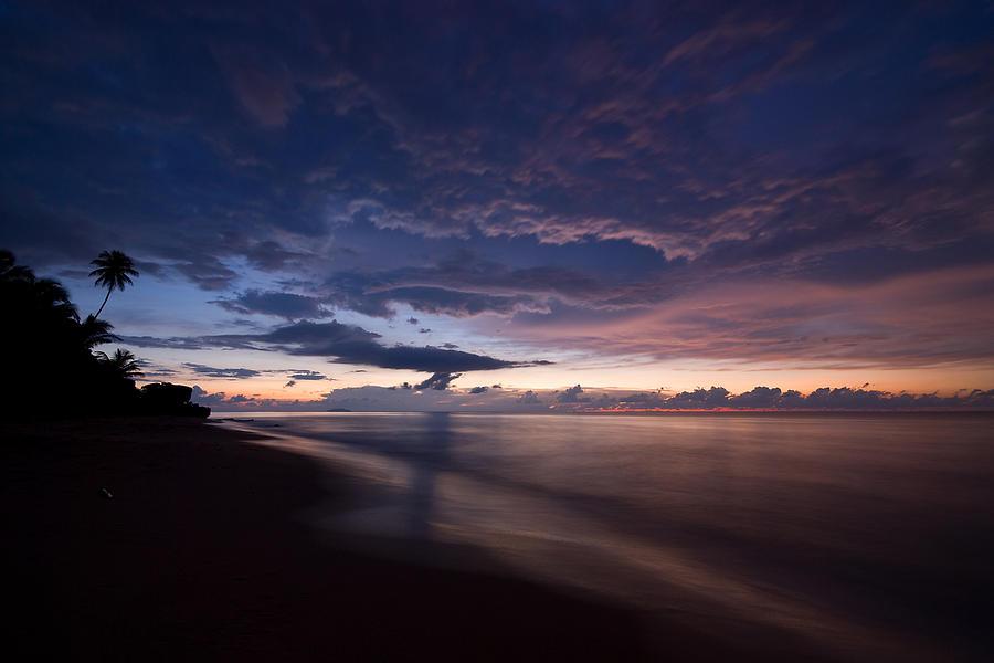 Sunset Photograph - Paradise by John Magor