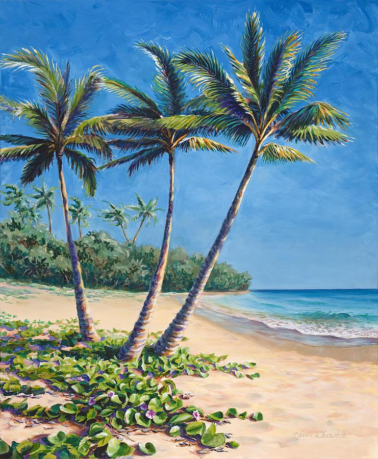 Tropical Beaches: Tropical Paradise Landscape