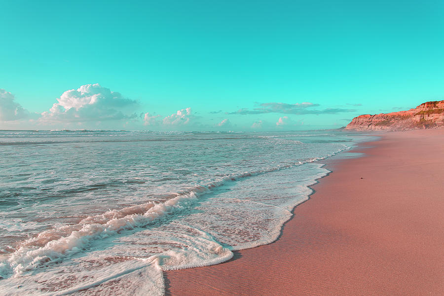 Paradisiac beaches by Edgar Laureano