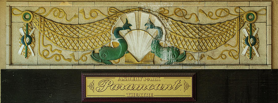 Paramount Theater Flair by Marlo Montanaro