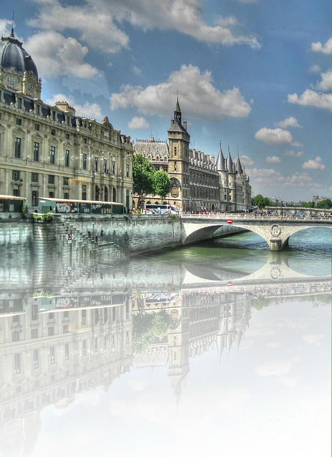 Paris Mixed Media - Pari Pari by Yury Bashkin