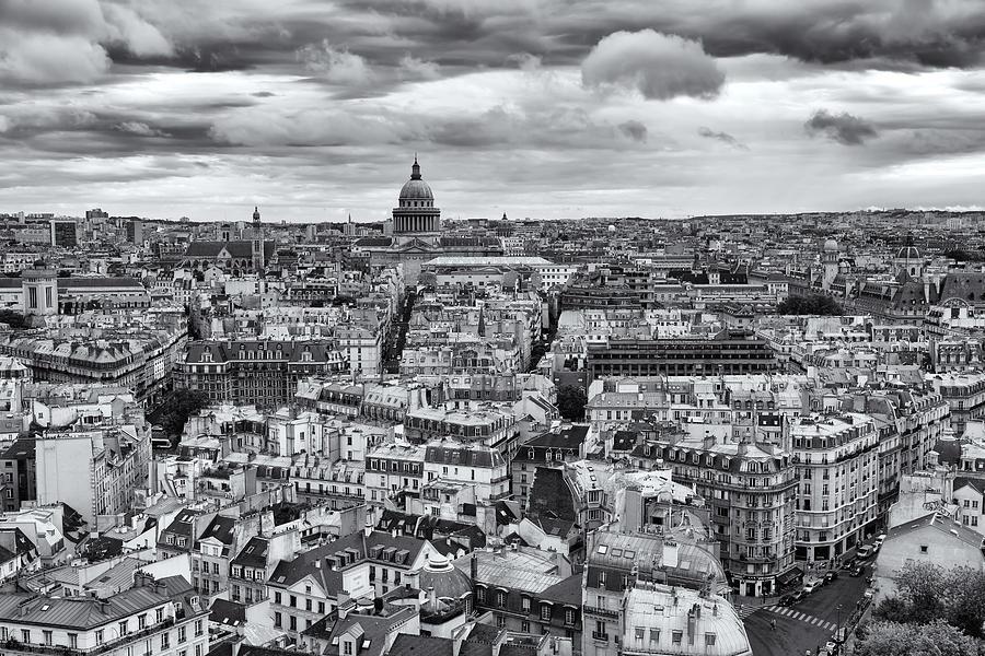 Paris Photograph - Paris 20 by Tom Uhlenberg
