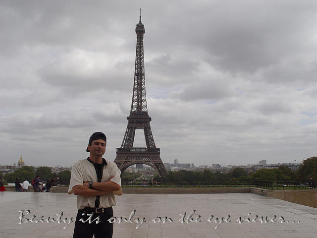 Angel Photograph - Paris France 04 by Angel Ortiz