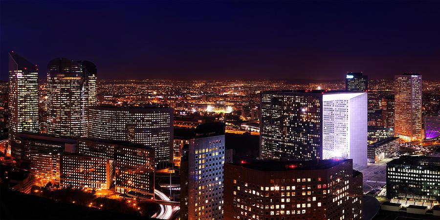 Paris Panorama Part 1 by Thomas M Pikolin