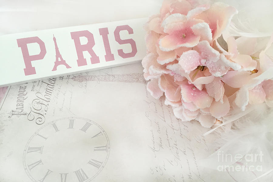 French Pastel Home Decor