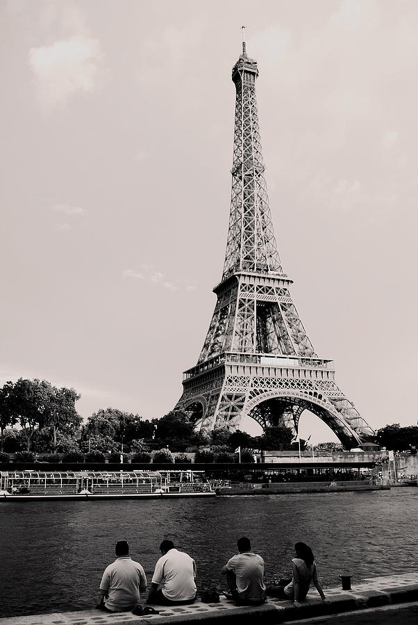 Paris Photograph by Sarah Jean Sylvester