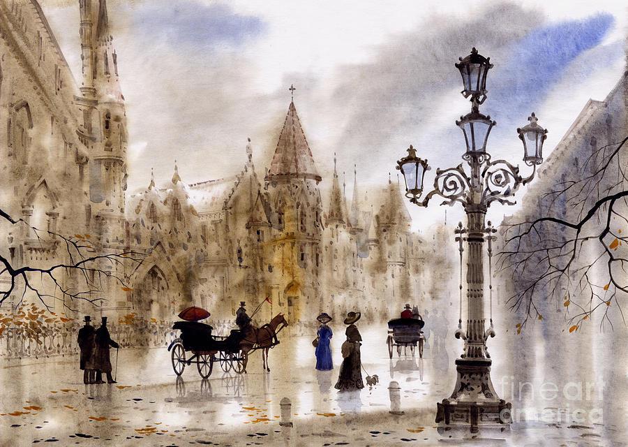 Top Paris Painting by Svetlana and Sabir Gadghievs ZV15